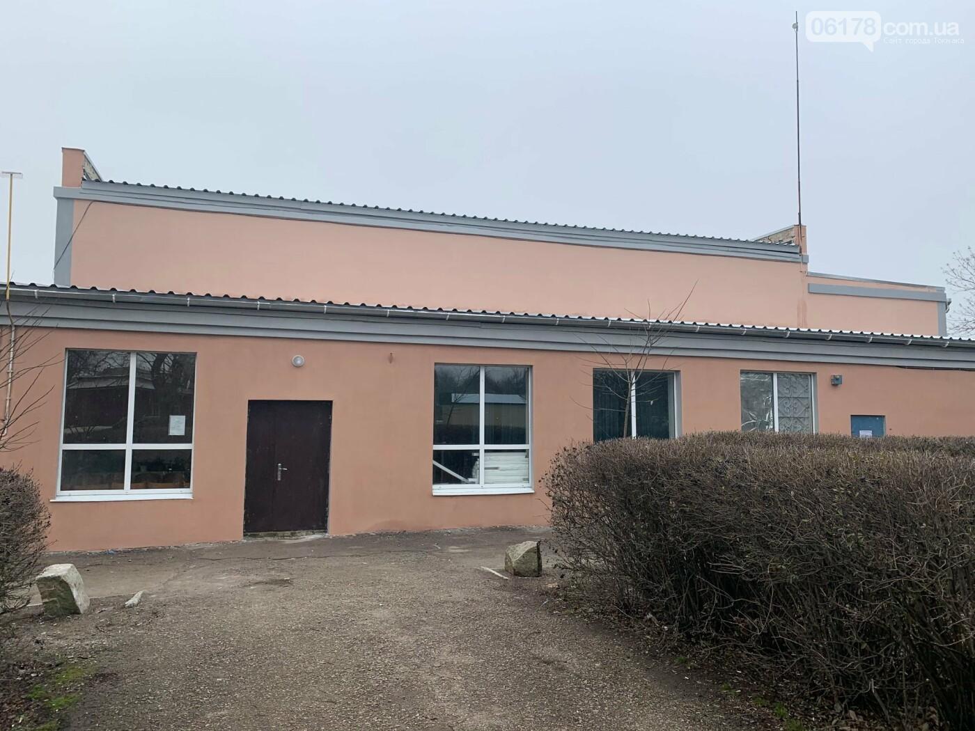 Завершена реконструкция фасадной группы Дома Культуры в поселке Роза, фото-5