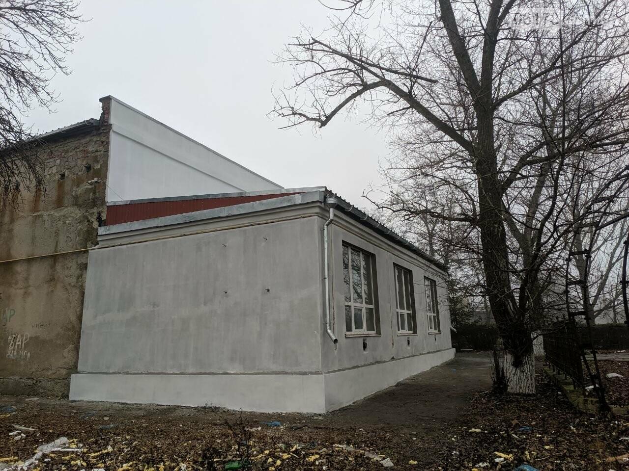 Завершена реконструкция фасадной группы Дома Культуры в поселке Роза, фото-8