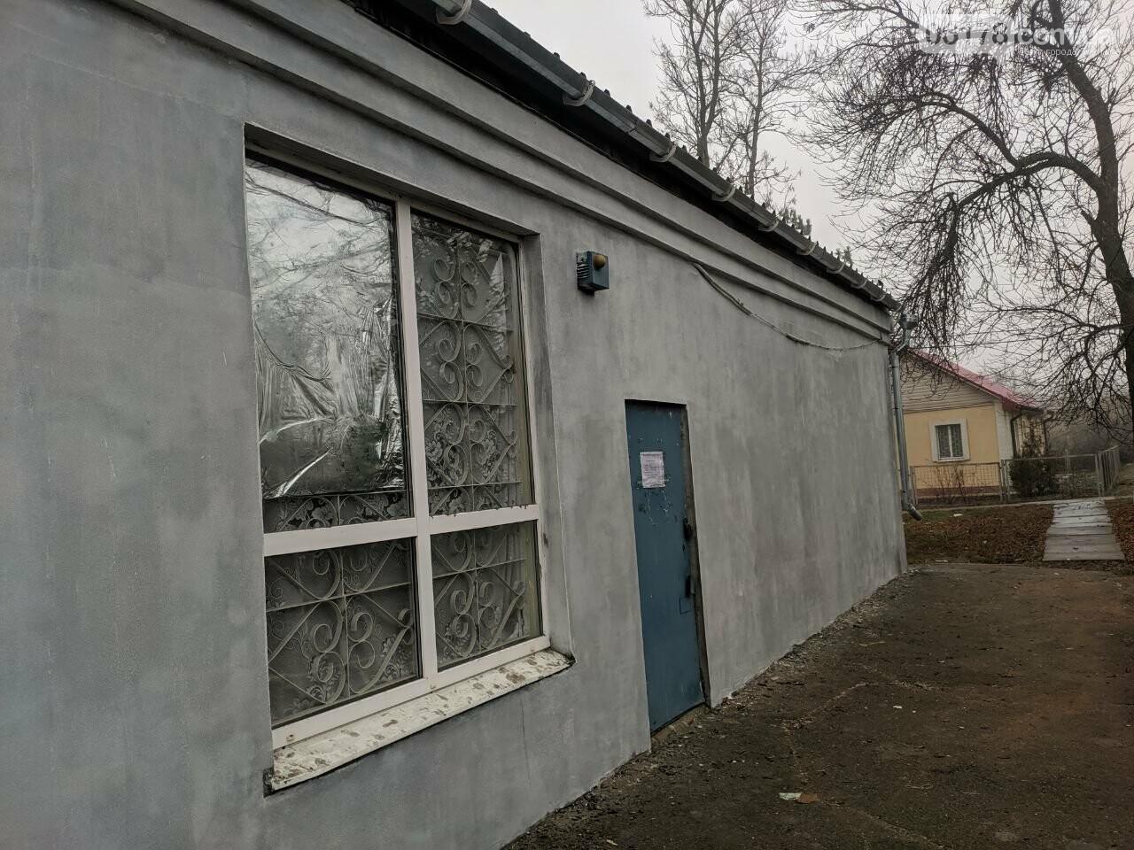 Завершена реконструкция фасадной группы Дома Культуры в поселке Роза, фото-10