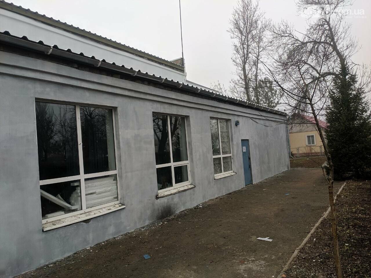 Завершена реконструкция фасадной группы Дома Культуры в поселке Роза, фото-12