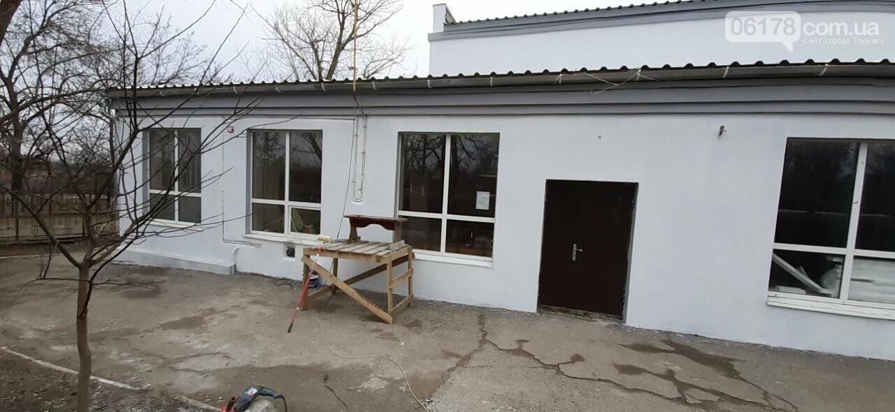 Завершена реконструкция фасадной группы Дома Культуры в поселке Роза, фото-18