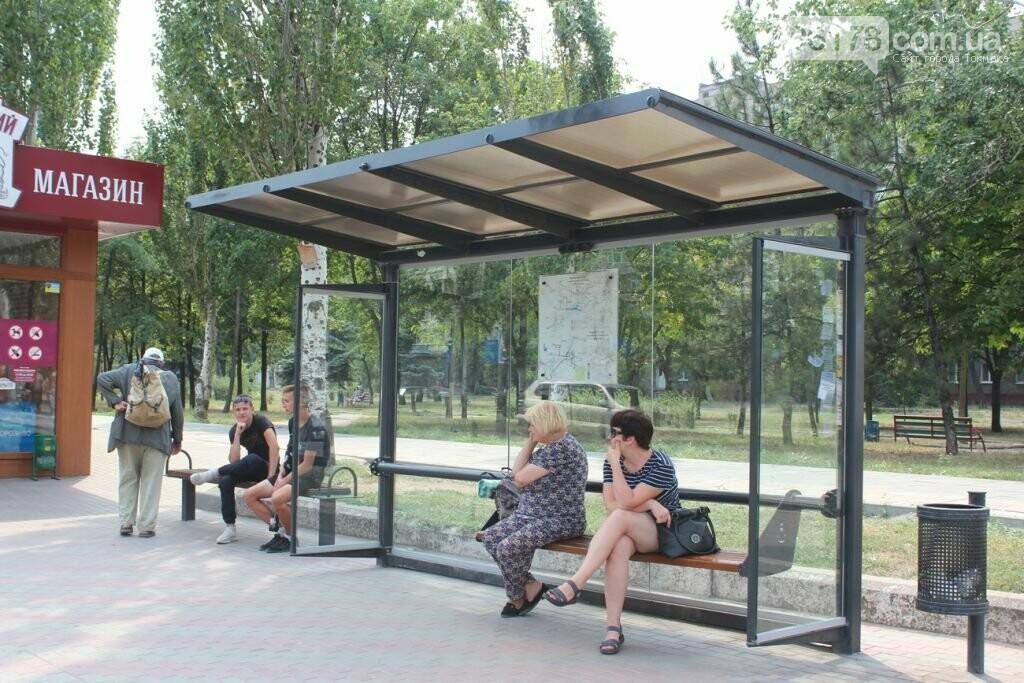 Новые современные велопарковки в Бердянске, фото-12