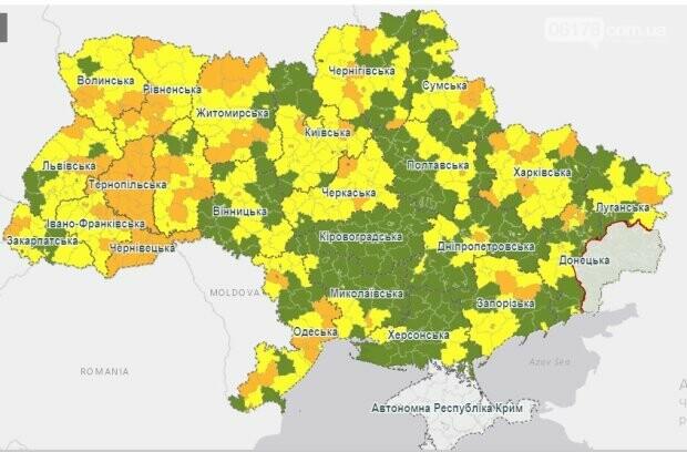 В Украине возможно возвращение к жесткому карантину, фото-1