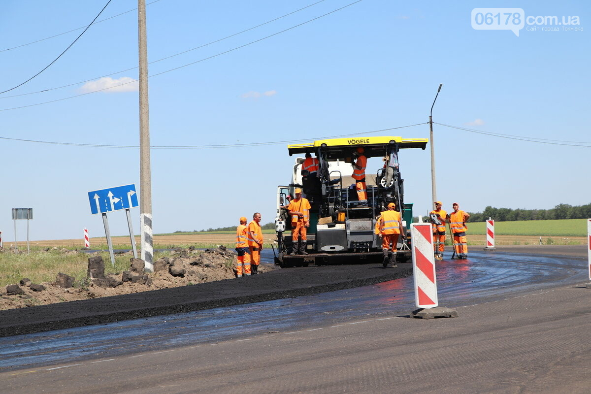 Строительство запорожской трассы почти окончено, фото-2