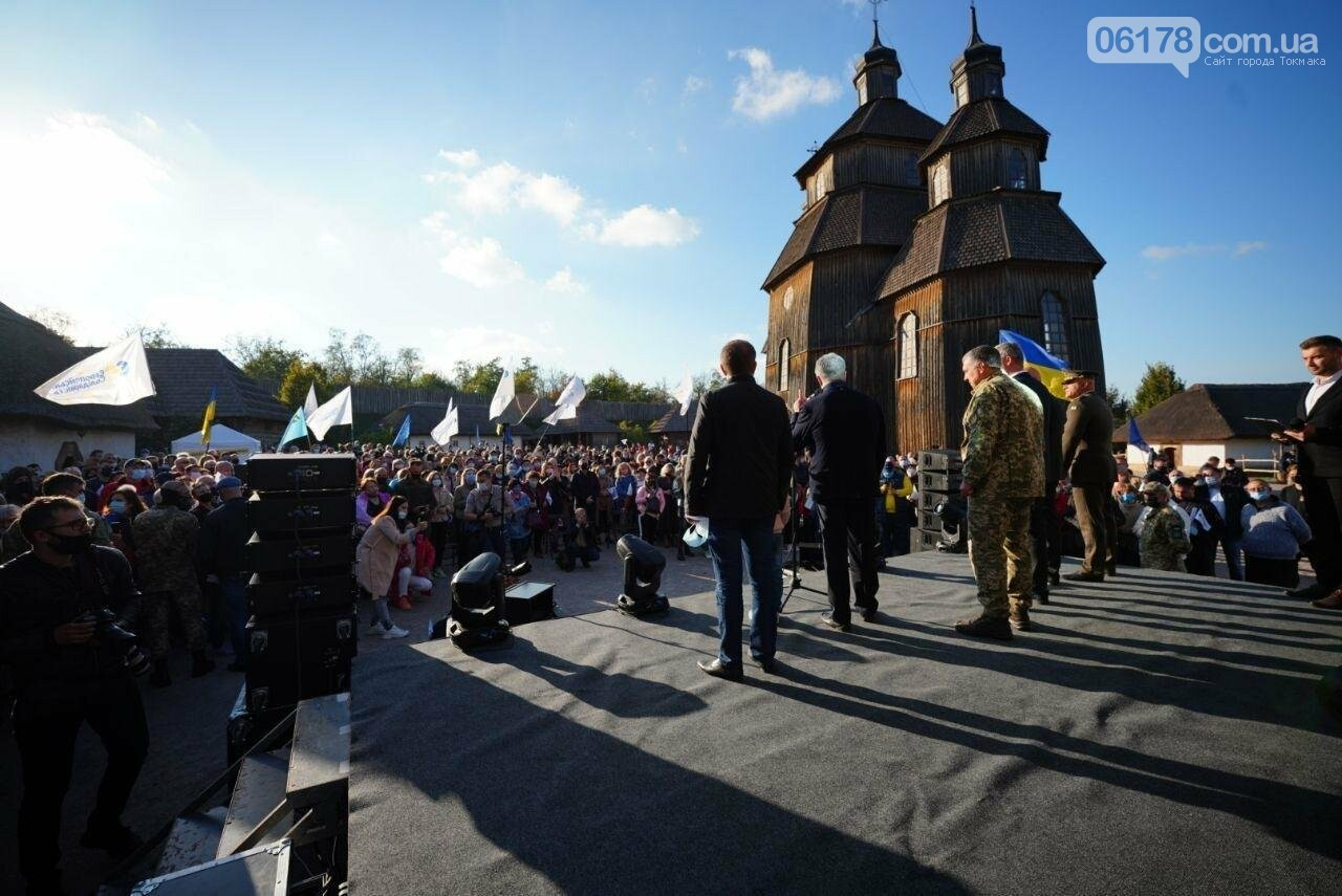 Петро Порошенко закликав мешканців Запорізької області підтримати команду «Європейської Солідарності», фото-3
