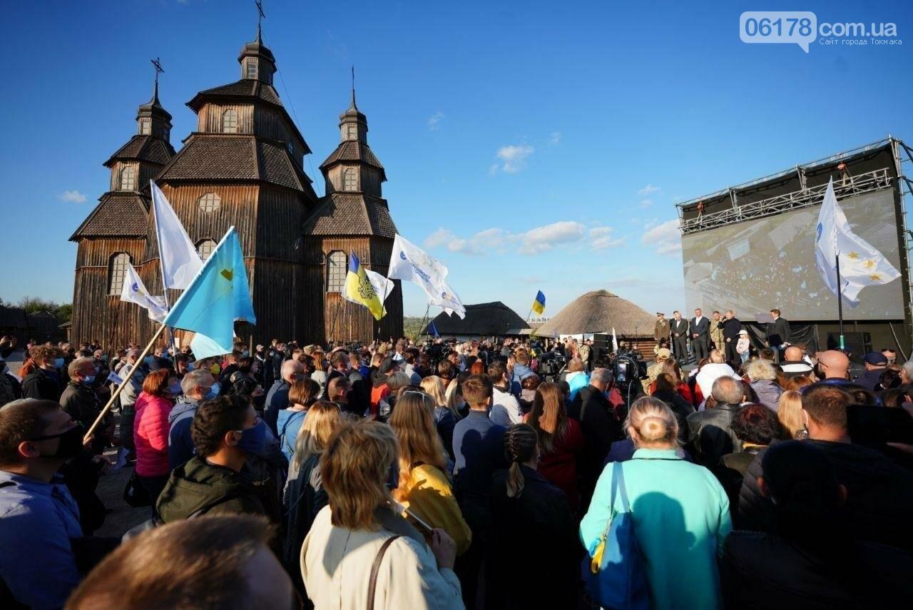 Петро Порошенко закликав мешканців Запорізької області підтримати команду «Європейської Солідарності», фото-4