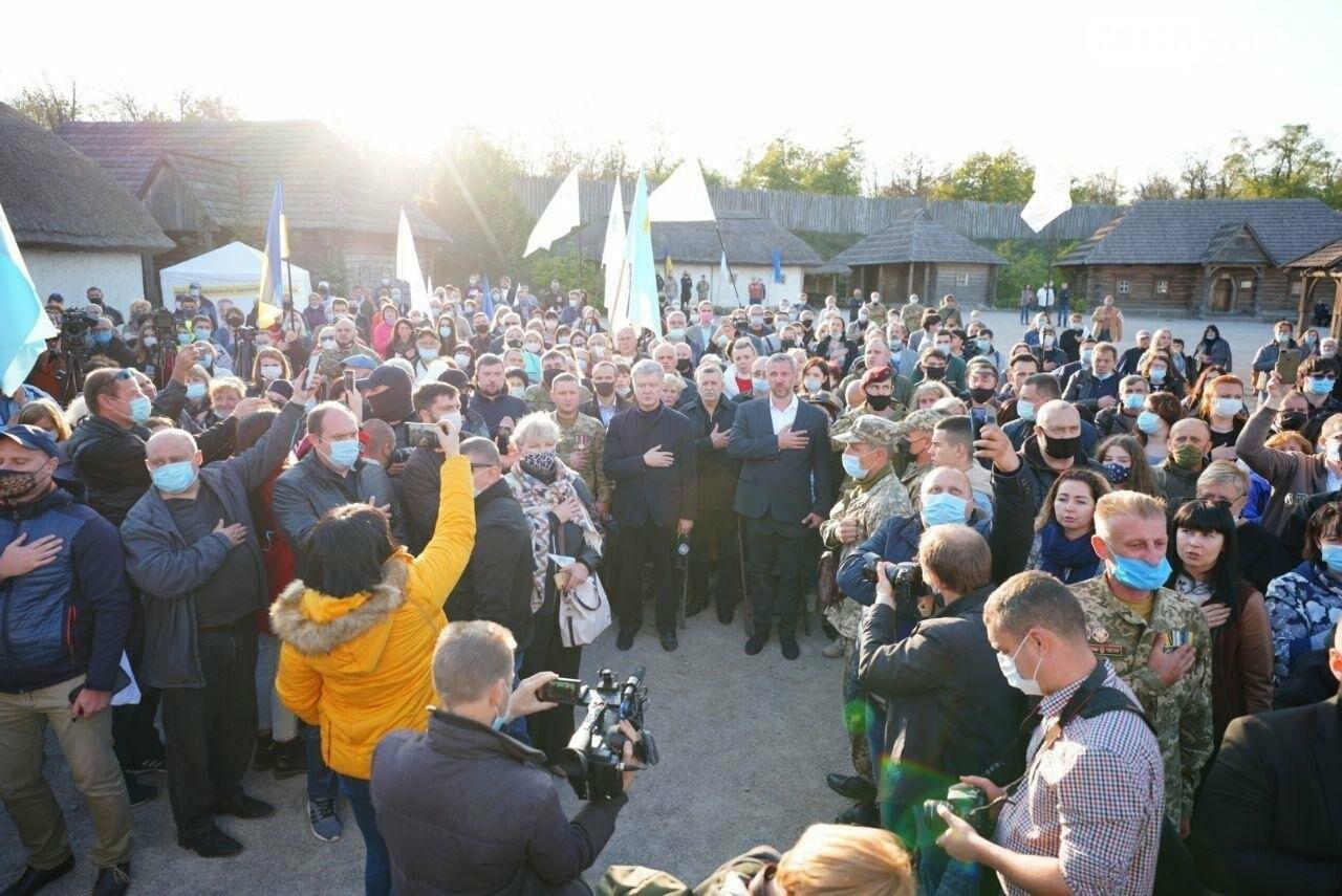 Петро Порошенко закликав мешканців Запорізької області підтримати команду «Європейської Солідарності», фото-2
