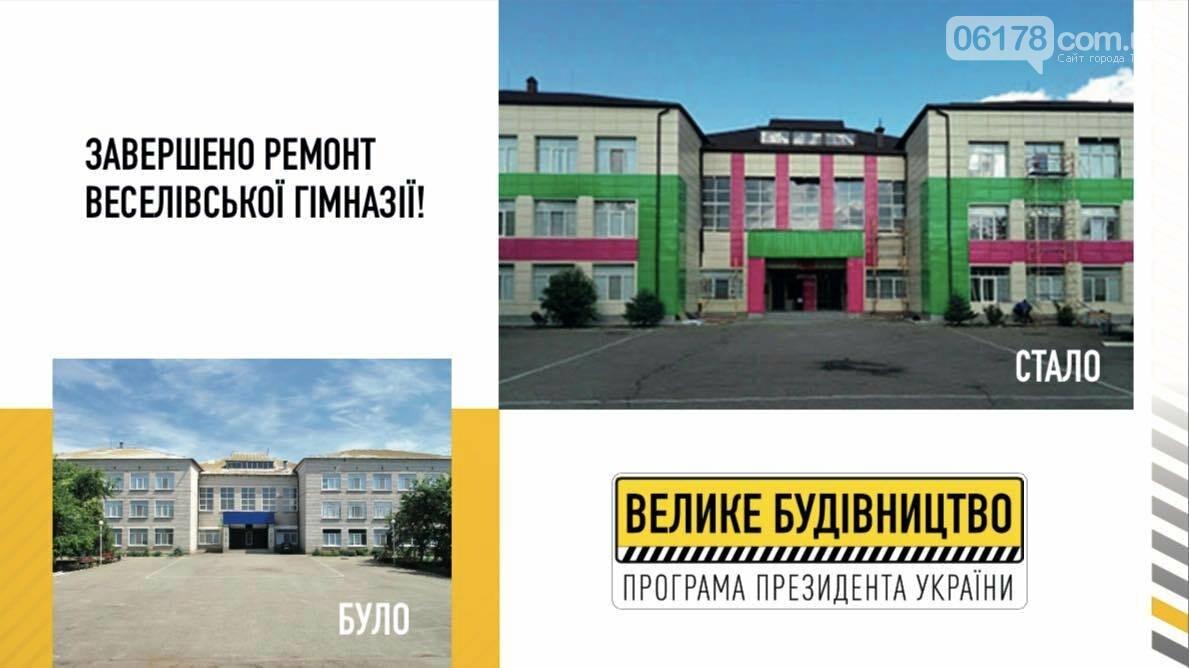 Улучшения в Запорожской области, фото-4
