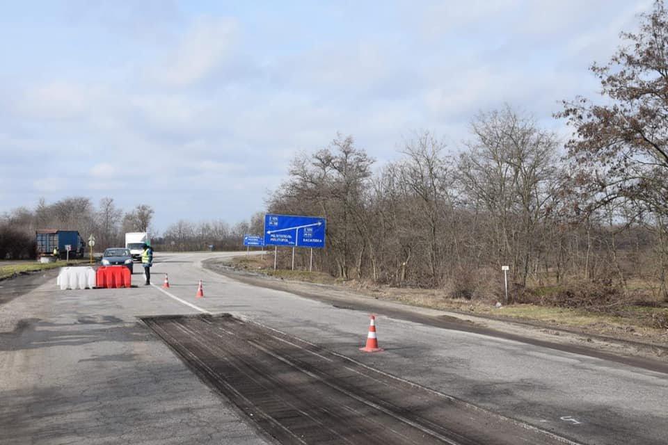Розпочато ремонт траси Василівка - Бердянськ!, фото-1